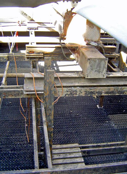BEFORE - Cooling Tower Maintenance Platforms