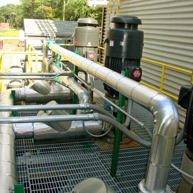 New Cooling Tower Pumps