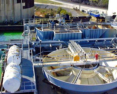 Water Treatment Clarifiers & Filtration