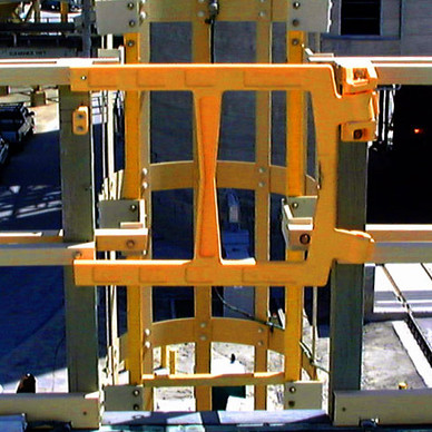AFTER - Cooling Tower Self Closing Safety Gate