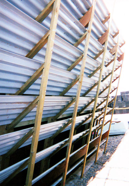 Cooling Tower Air Inlet Louvers