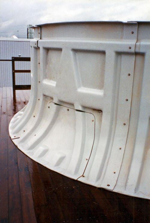 New Cooling Tower Fan Stack / Fan Shroud