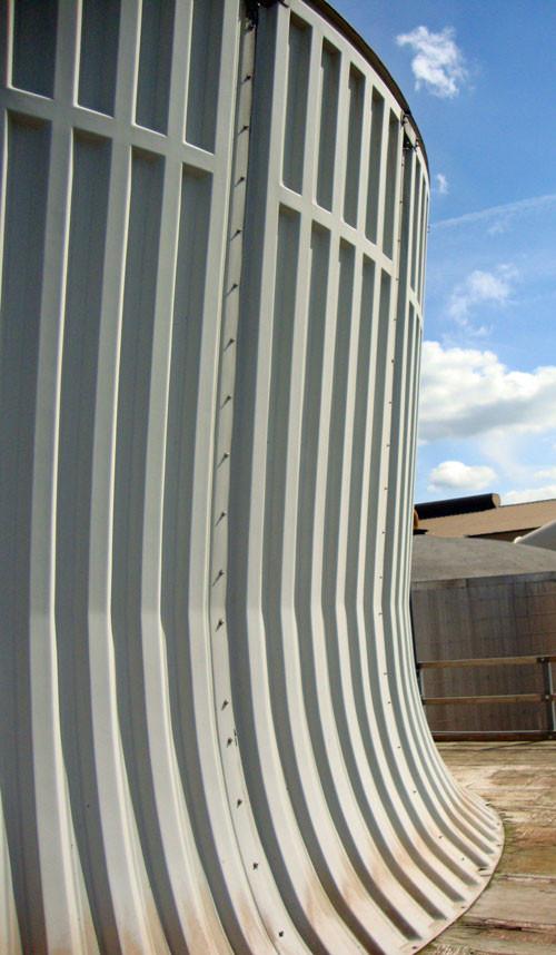 Cooling Tower Fan Stack / Fan Shroud Repairs