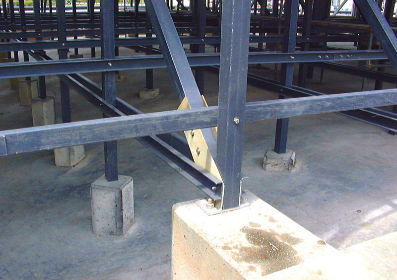 AFTER - Cooling Tower Wood to Fiberglass Conversion