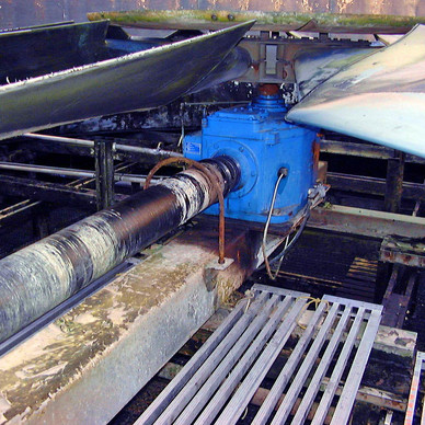 AFTER - Cooling Tower Gear Reducer Replacement