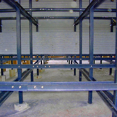 AFTER - New Cooling Tower Wind Wall