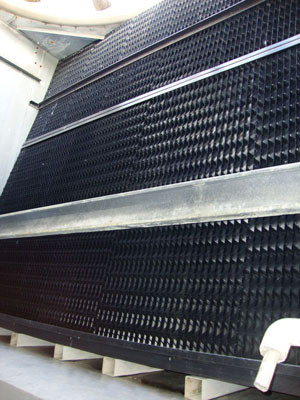 AFTER - Cooling Tower Repairs