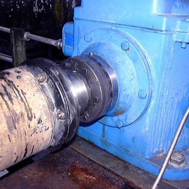 AFTER - Cooling Tower Gear Reducer Modification