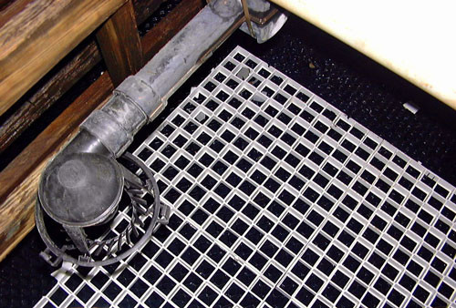 Cooling Tower Nozzle Cleaning