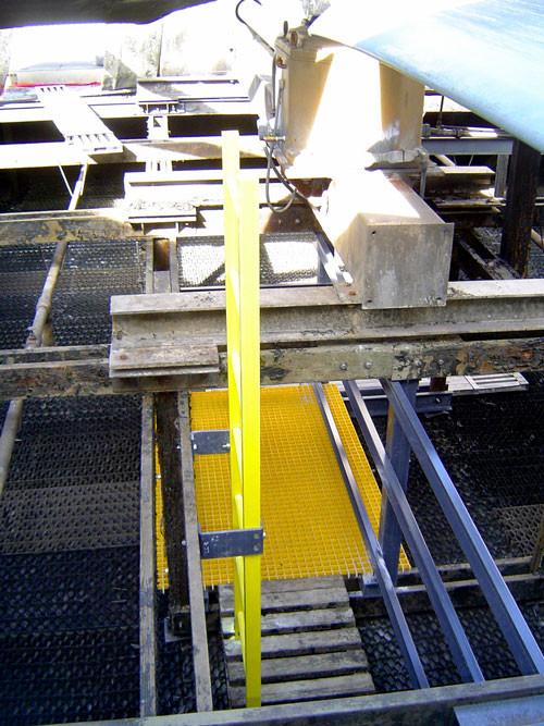 AFTER - Cooling Tower Maintenance Platforms