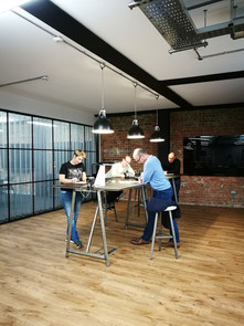 IBI Group London office - 1 hour workshop