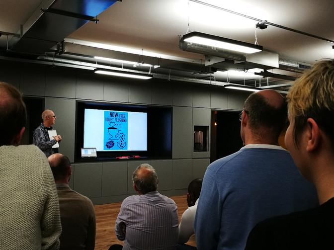IBI Group London office - 1 hour workshop