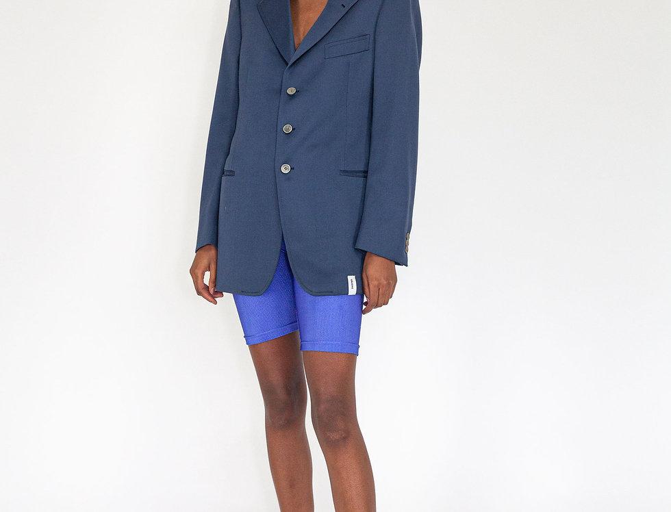 Blue grey jacket