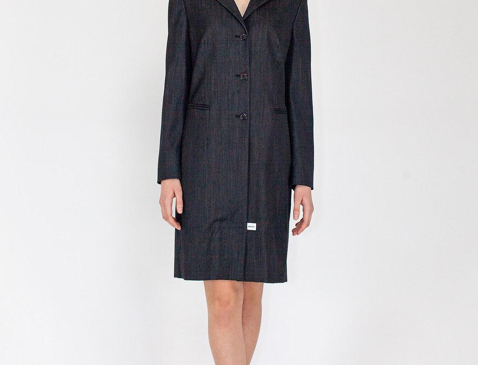 Blazer coat long