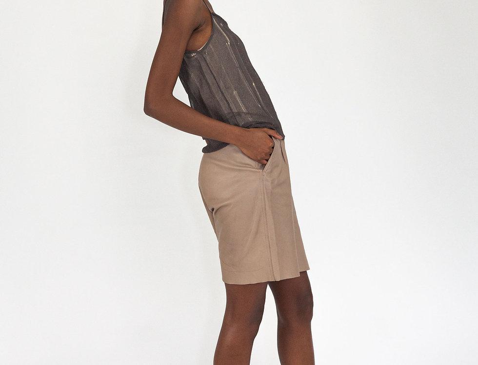 Singlet top brown