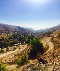 Ride along the River Jordan