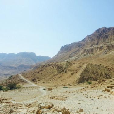 Masada and the Dead Sea area