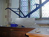 120px-Gallus_plough,_Northrepps_church,_
