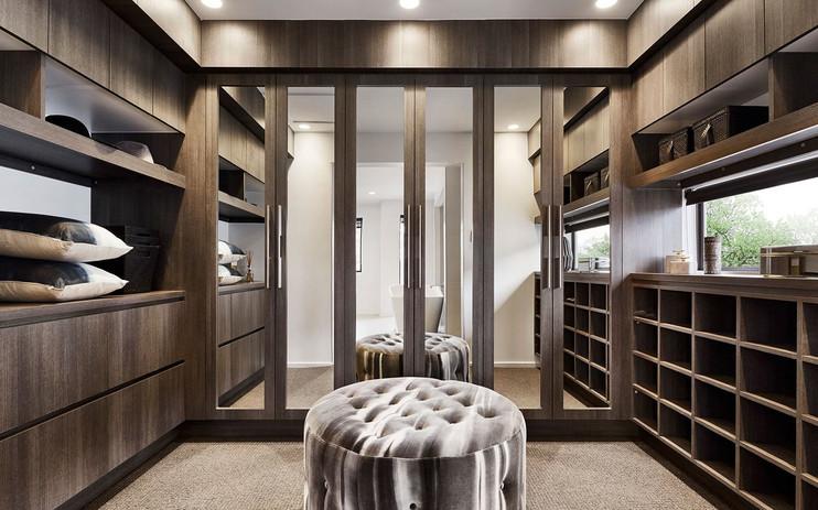Cabinetry - Robe - dark wood.jpg