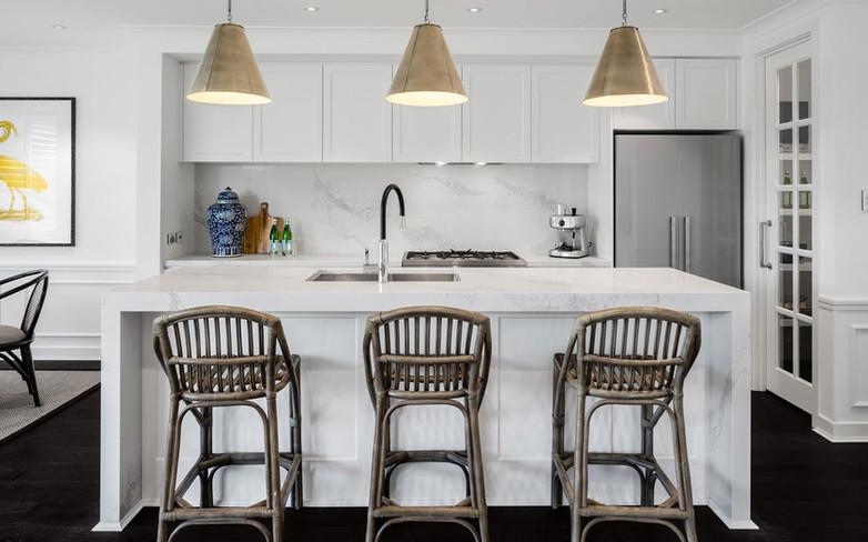 Kitchen - C white - U white - B white do