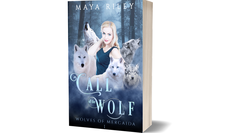Call of the Wolf (Wolves of Mercaida book 1)
