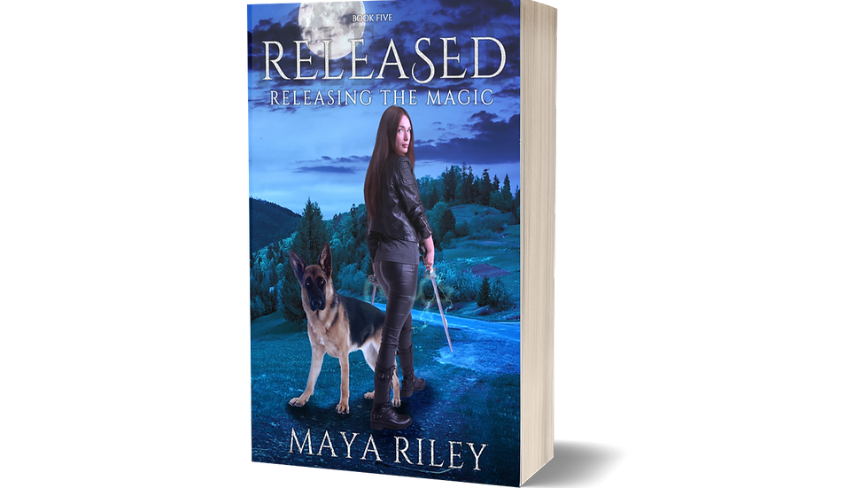 Released (Releasing the Magic book 5)