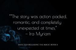 ira myriam review