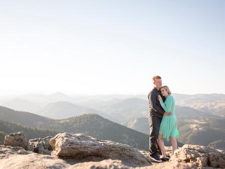 Mountain Love with Kayla & Sean