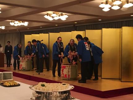 大阪商工会議所 会員交流大会 交流パーティー