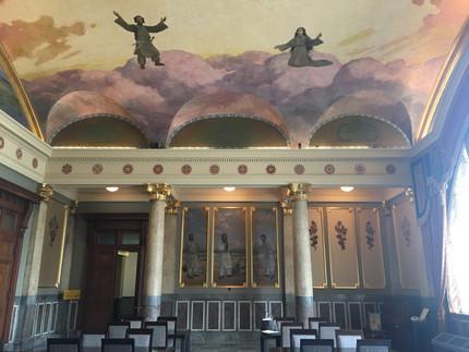 中央公会堂特別室