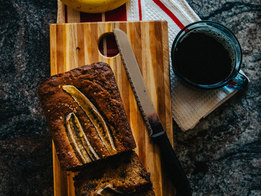 Guilt free Banana Bread