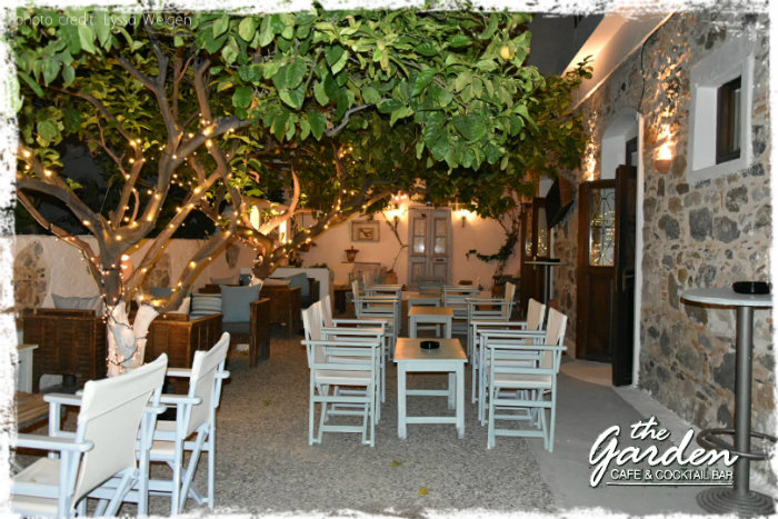 The Garden Cafe & Cocktail Bar | Kos