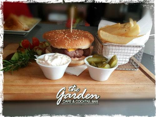 The Garden Cafe & Cocktail Bar