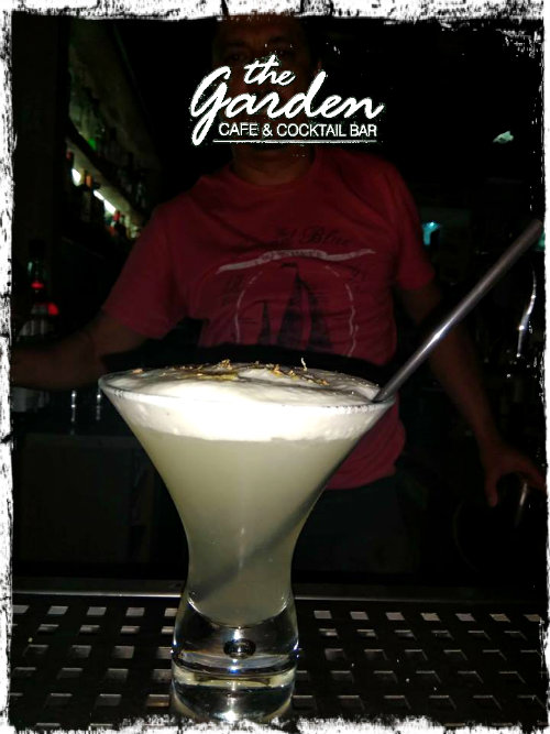 The Garden Cafe & Cocktail Bar