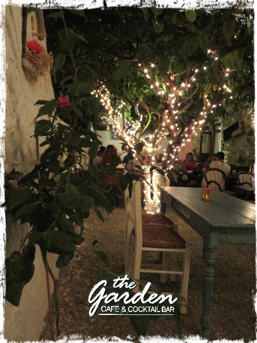 The Garden Bar | Kardamaina,Kos