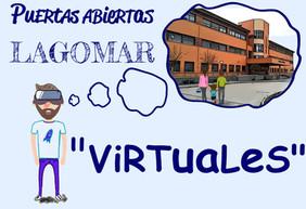 "Puertas abiertas ""VIRTUALES"" Lagomar"