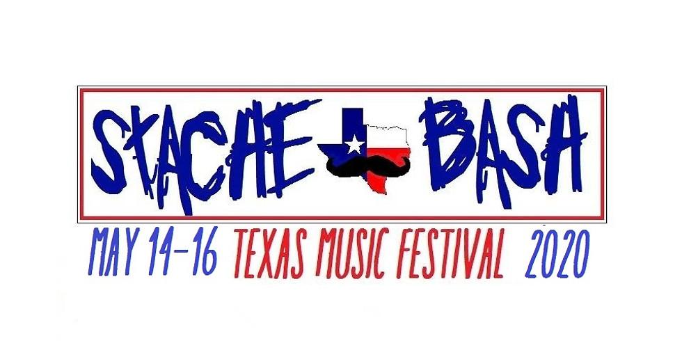 STACHE BASH TEXAS MUSIC FESTIVAL 2020