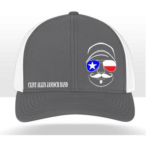 "Trucker Mesh Cap ""Graphite / Black""  Available 9/24/16"