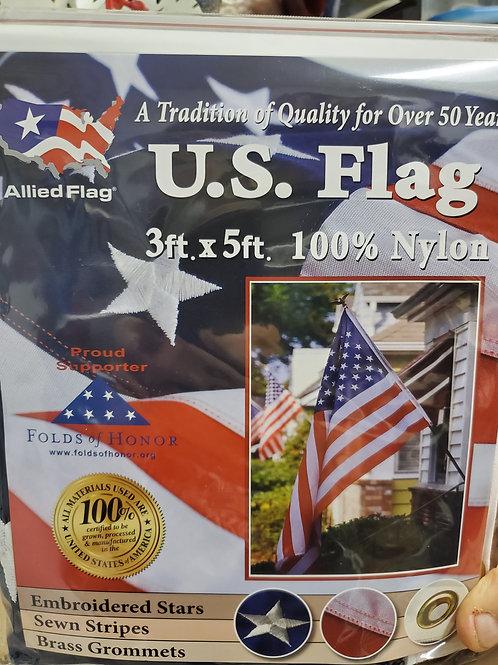 U.S. Flag 3ft. x 5ft.