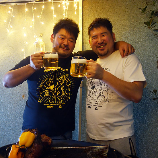 Fight for your Beer! Tシャツ