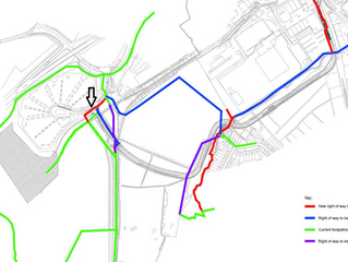 Changes to Public Right of Way in Ashton Fields