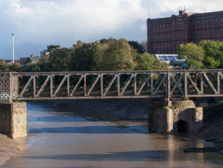 Ashton Avenue Swing Bridge Closed