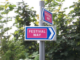 Festival Way Footpath Information