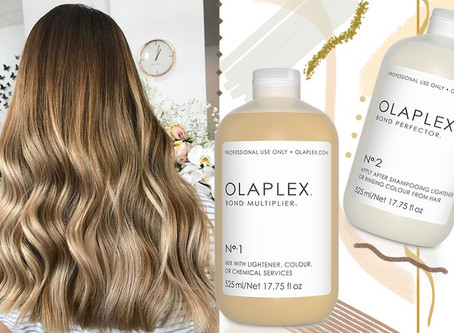 YOU MIGHT NEED OLAPLEX, HERE'S WHY