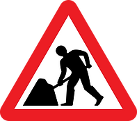 Men working - Street sign.png