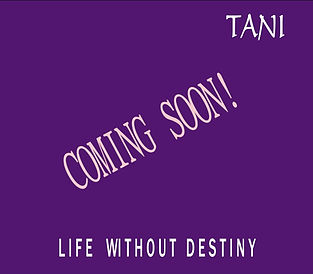 TANI - Temporary CD Cover - Life Without