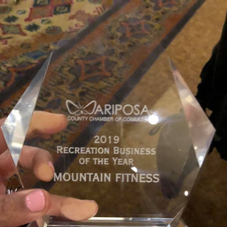 Mountain Fitness: Recreational Business of the Year