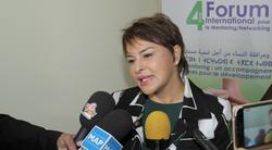 Mme Hakima El Haite fait l'ouverture