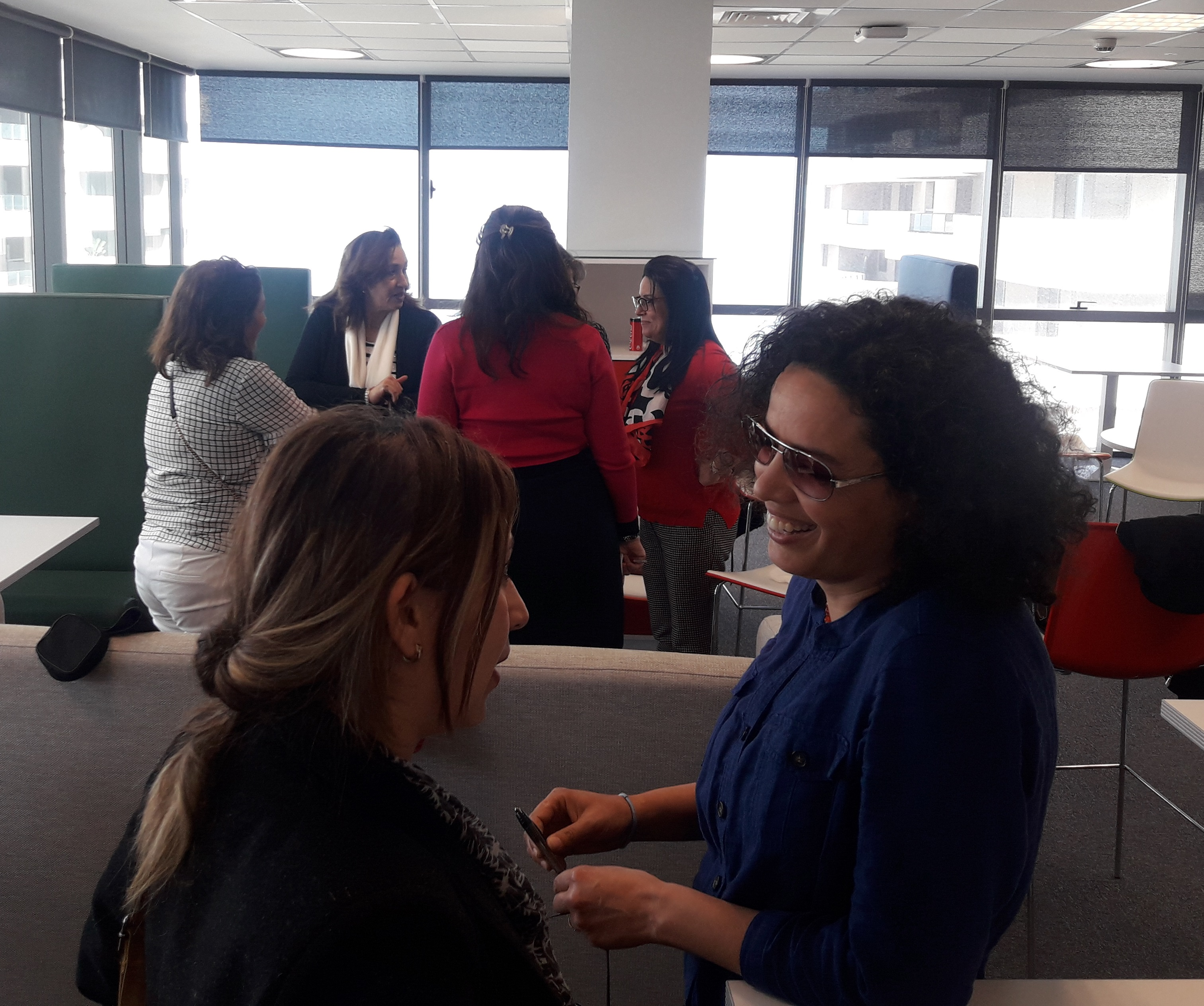 Rencontre de networking