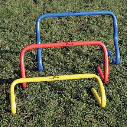 Set of 3 hurdles - 12 inch